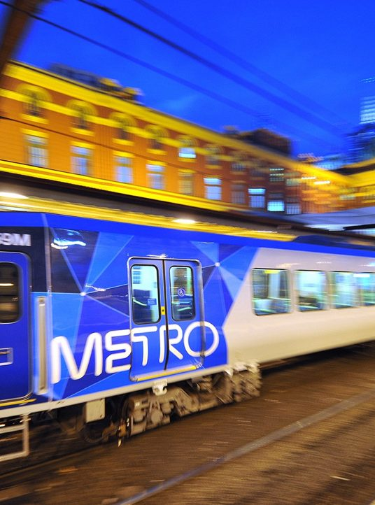 ProCom commences roll-out of it's occupational violence and aggression management program to metro trains